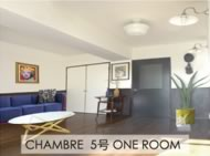 CHAMBRE 5号 ONE ROOM
